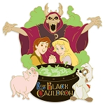 Disney Pin - The Black Cauldron Pin – 35th Anniversary
