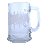 Disney Coffee Cup - EPCOT World Showcase - 12oz - Etched