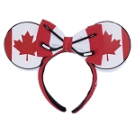 Disney Ear Headband - EPCOT World Showcase Countries - Canada