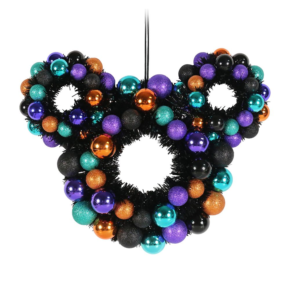 Wreath Halloween 2020 Disney Holiday Wreath   Happy Halloween 2020   Mickey Mouse