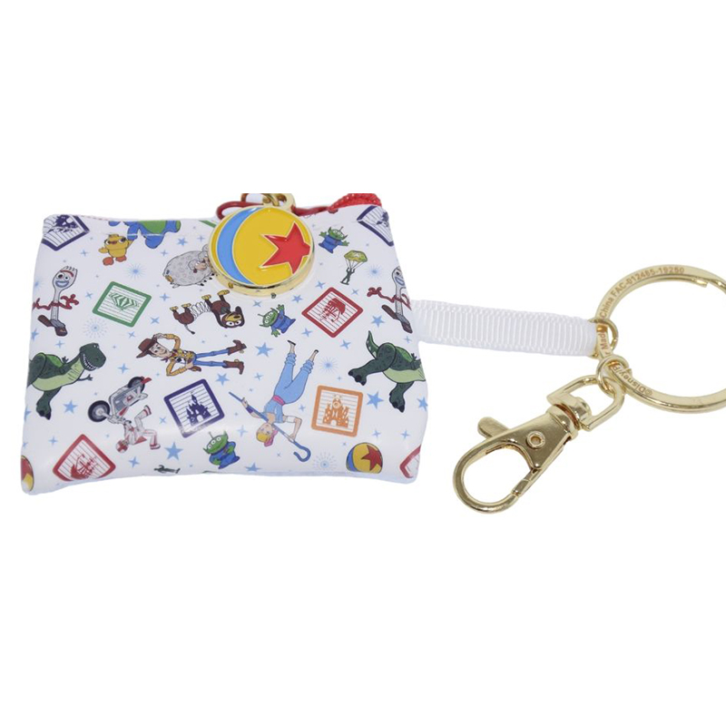 Disney Keychain - Coin Purse - Toy Story Characters