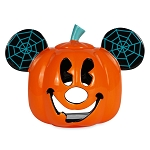 Disney Luminary Votive Candle Holder- Pumpkin Mickey Mouse Jack O' Lantern