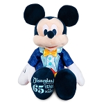 Disney Plush - Mickey Mouse - Disneyland 65th Anniversary