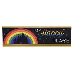 Disney Desk Plate - Rainbow Disney Collection - My Happy Place