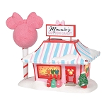 Disney Village Figure - Minnie's Cotton Candy Shop
