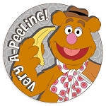 Disney Pin - Disney Scents - Fozzie Bear - Limited Edition