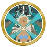 Disney Pin - Enchanted Emblems - Princess Kida - Atlantis: The Lost Empire