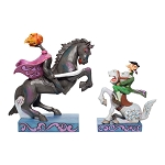 Disney Traditions by Jim Shore - Headless Horseman and Ichabod