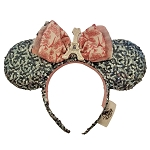 Disney Ear Headband - Sequinned Mademoiselle Minnie France