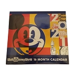 Disney Parks 16 month Calendar - Walt Disney World - 2021