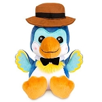 Disney Wishables Plush - Barker Bird - Disneyland 65th Anniversary Series