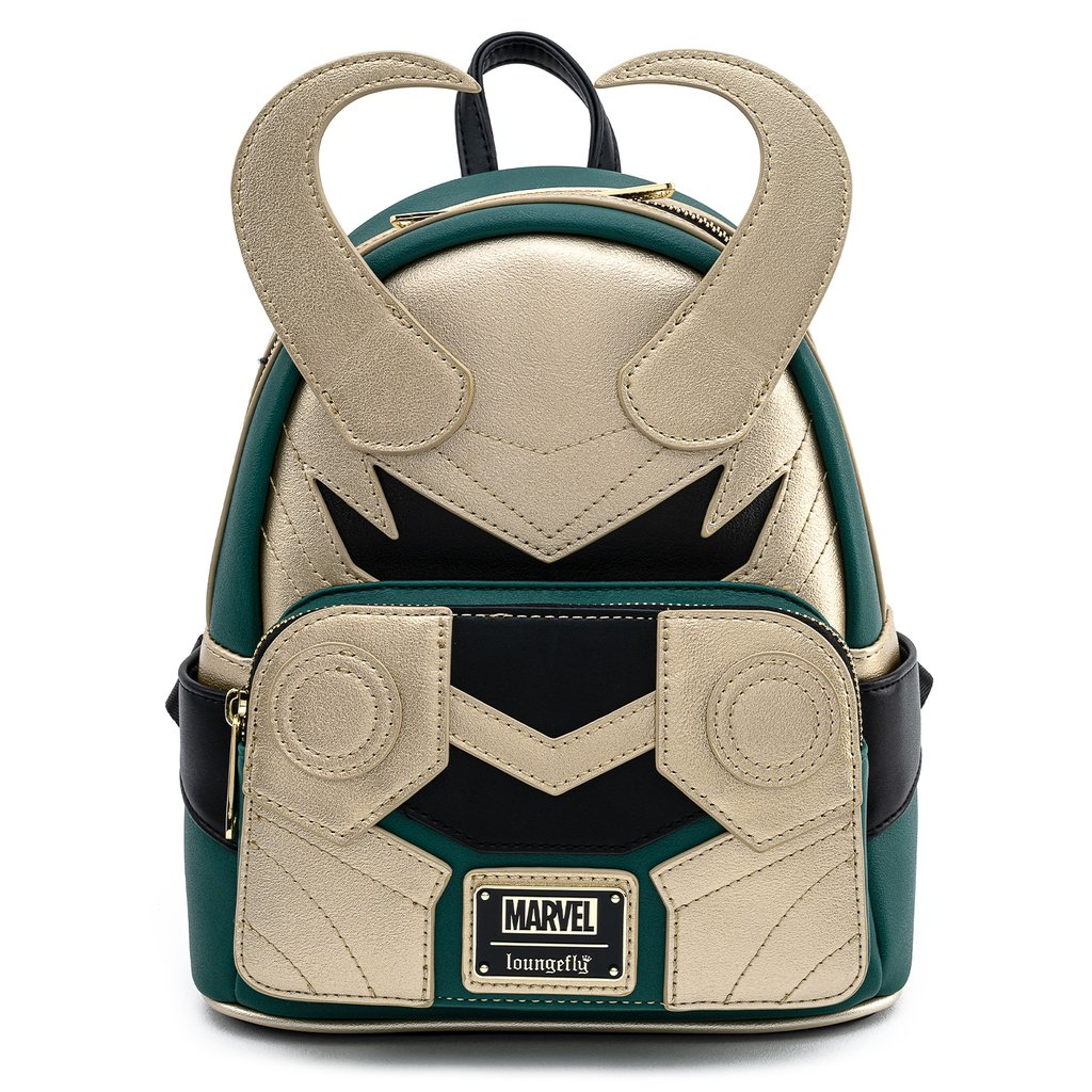 Disney Loungefly Mini Backpack - Marvel Loki