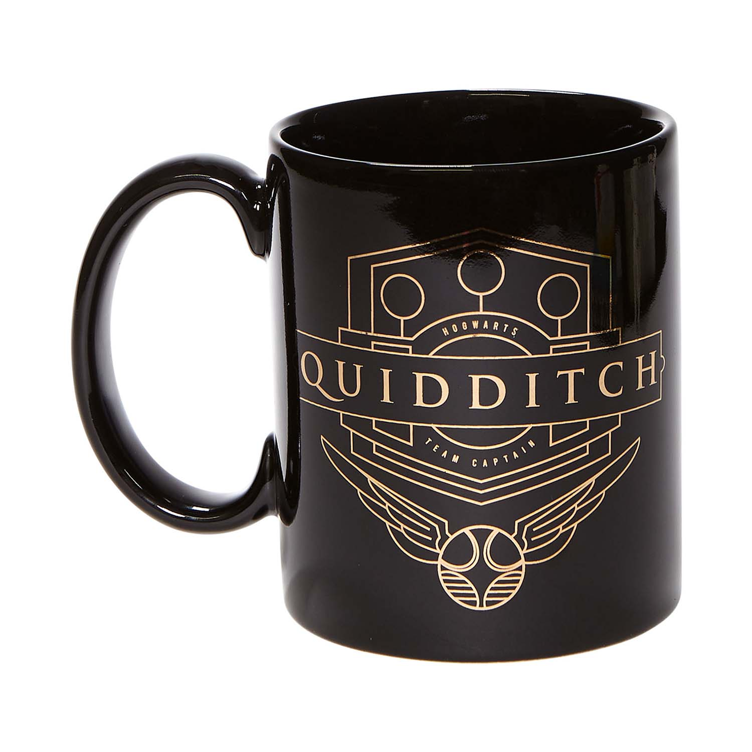 Universal Coffee Cup Mug - Harry Potter - Quidditch Gold