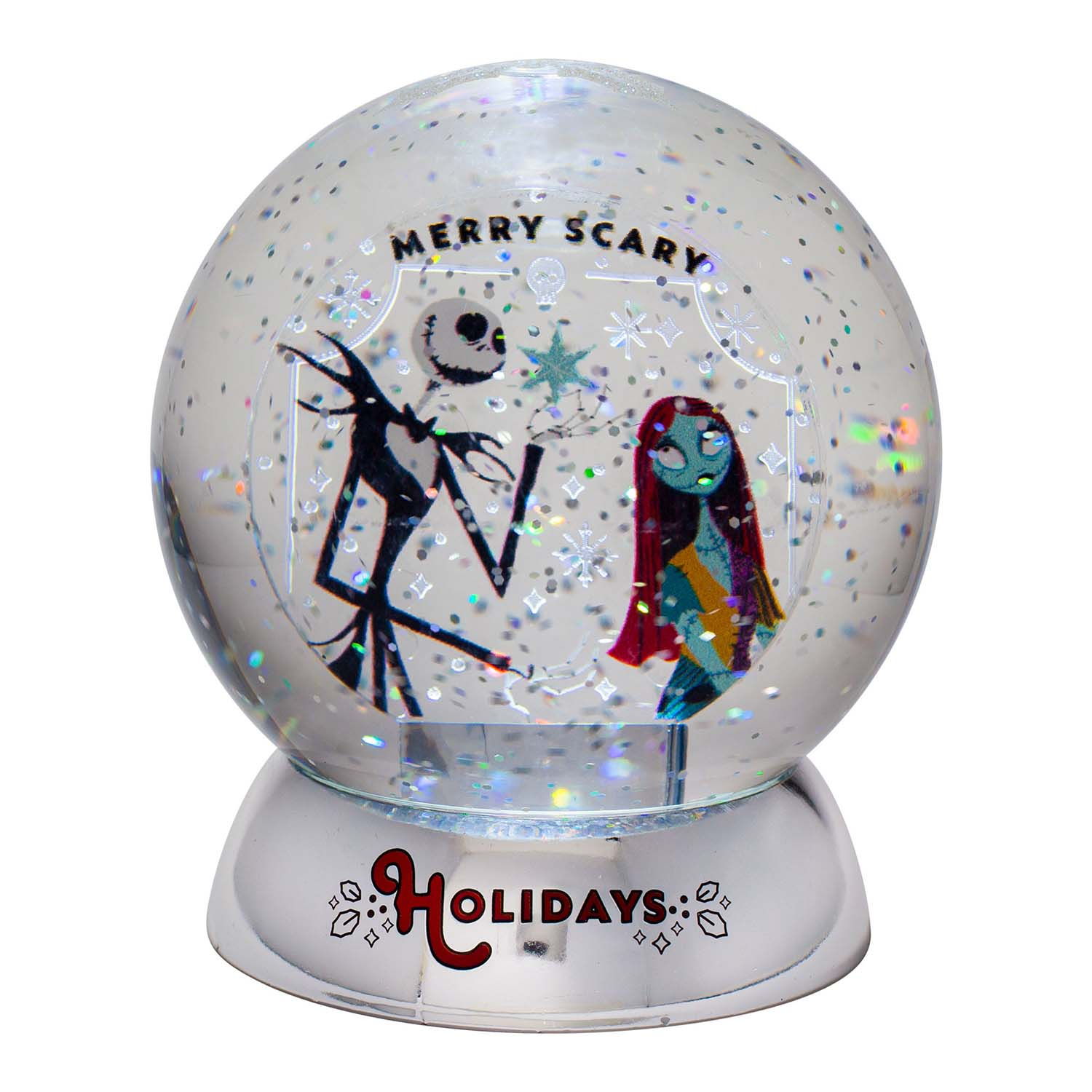Disney Water Dazzler - Jack and Sally Merry Scary Holidays