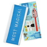 Disney Kitchen Towel Set - Magic Kingdom Attractions - Most Magical Place On Earth