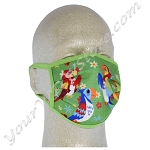 Disney Face Mask - Tiki Room - Birds