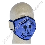 Disney Face Mask - Together Again - Mickey Mouse