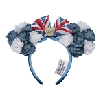 Disney Ear Headband - United Kingdom - Blue Rose