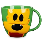 Disney Coffee Cup - Mousewares - Pluto Face Mug