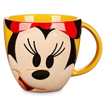 Disney Coffee Cup - Mousewares - Minnie Mouse Face Mug