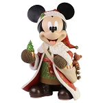 Disney Showcase Big Figure - Santa Mickey Mouse