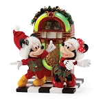 Disney Possible Dreams - Mickey and Minnie Jingle Bell Swing