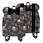 Disney Loungefly Bag - Halloween - Mickey & Minnie Vamp Witch - Mini Backpack