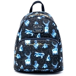 Universal Loungefly Mini Backpack - Harry Potter Patronus AOP