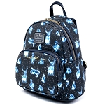 Universal Loungefly Bag - Harry Potter Patronus AOP - Mini Backpack