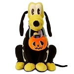 Disney Plush - Trick Or Treat - Skeleton Costume Pluto