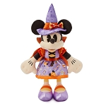Disney Plush - Trick Or Treat - Winsome Witch Minnie Mouse 15''