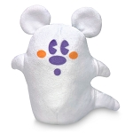 Disney Plush - Trick Or Treat - Mickey Mouse Light-Up Halloween Ghost Mini 5''