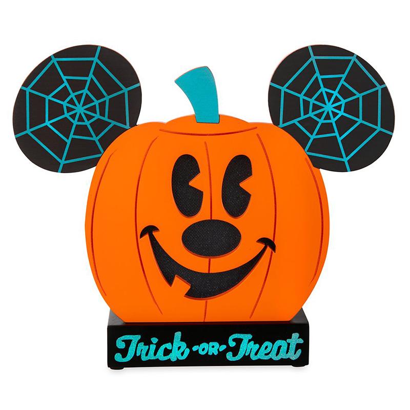 Light Up Halloween 2020 Disney Ears Disney Light Up Figure   Halloween 2020   Mickey Mouse Pumpkin
