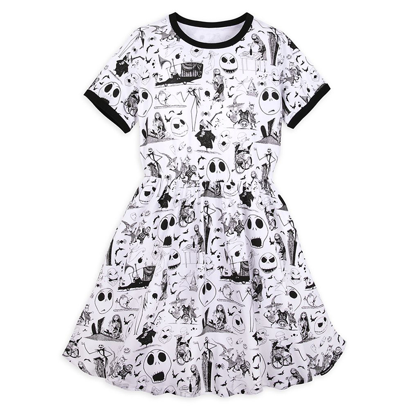 Disney Women's Dress by Her Universe - The Nightmare Before Christmas