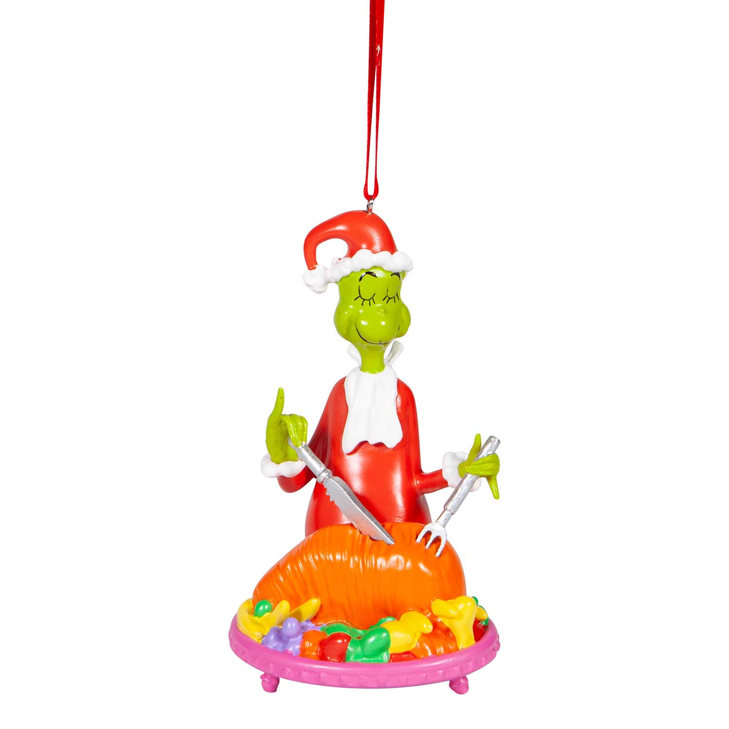 Universal Ornament - Grinch - Carving Roast Beast