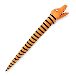 Disney Plush - Trick Or Treat - The Nightmare Before Christmas Striped Snake 41''