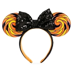 Disney Ear Headband - Halloween 2020 - Minnie Mouse Halloween Candy