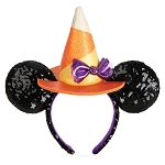 Disney Ear Headband - Halloween 2020 - Minnie Mouse Witch