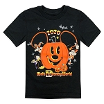 Disney Toddler Shirt - Halloween 2020 - Mickey Mouse & Friends