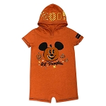 Disney Baby Bodysuit - Halloween 2020 - Mickey Mouse Pumpkin