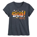 Disney Women's Shirt - Halloween 2020 - Boo - Flip Sequin