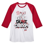 Disney Mens Shirt - Toy Story - Duke Caboom