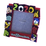 Disney Photo Frame Magnet - 2020 Park Icons