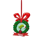 Universal Ornament - Grinch - 2020 Dated Wreath