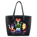 Disney Parks Loungefly Fashion Bag - Hocus Pocus - The Sanderson Sisters