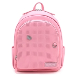 Disney Loungefly Mini Backpack Bag - Pin Trader - Pink