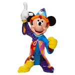 Disney by Britto Big Figure - Sorcerer Mickey 15''