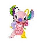 Disney by Britto Figure - Lilo and Stitch - Angel 8''