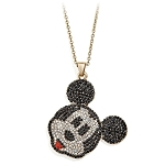 Disney Pave Necklace by BaubleBar - Mickey Mouse