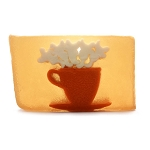 Disney Basin Fresh Cut Soap - Pumpkin Spice Latte